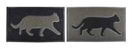 deurmat met katten afbeelding pvc