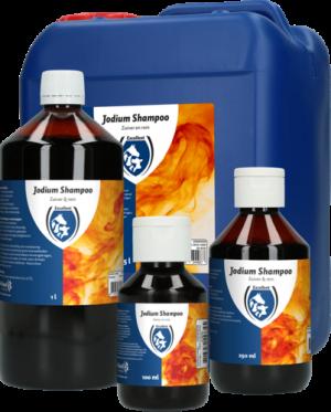 jodium shampoo