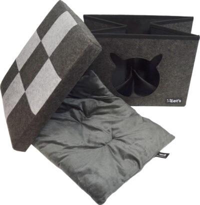 let s sleep kattenbox