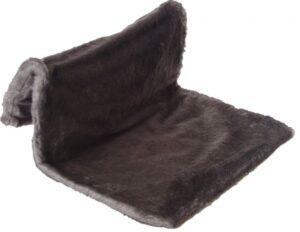 katten hangmat grijs voor je radiator
