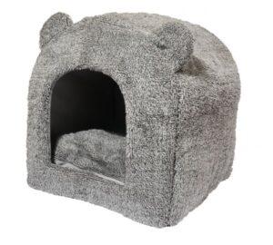 rosewood kattenmand grijs