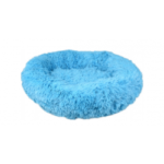 flamingo fluffy blauw