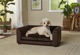 hondenbank enchanted bruin