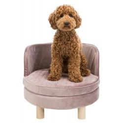livia sofa roze hondenbank