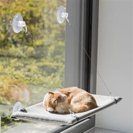 trixie kattenhangmat voor je raam