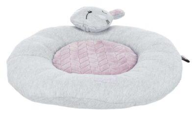 trixie kleed/mat voor puppy s roze
